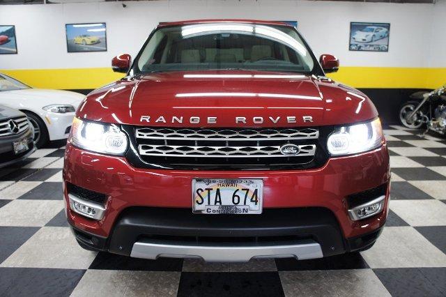 2015 Land Rover Range Rover Sportの写真