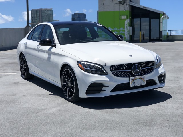 Pre-Owned 2019 Mercedes-Benz C 300 Sportの写真