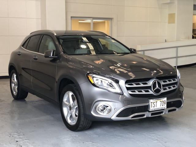 Pre-Owned 2019 Mercedes-Benz GLA 250の写真