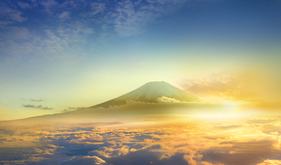 【特集記事】日本の山岳信仰とハワイの山の神話