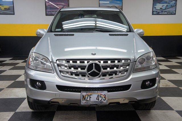 2006 Mercedes-Benz ML500の写真