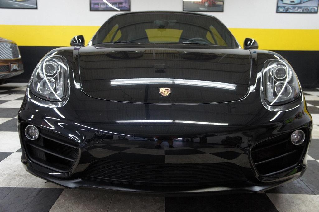 2015 Porsche Caymanの写真