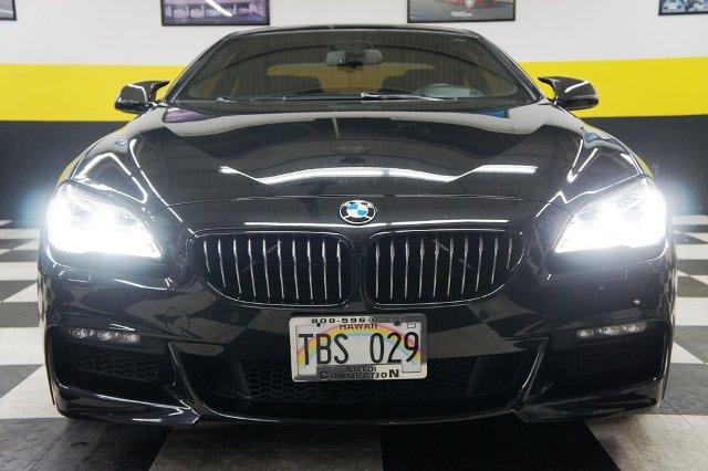 2016 BMW 640i RWDの写真